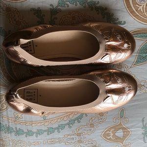 Girls Gap Kitty Ballet Flats